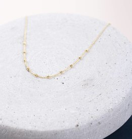 Jukserei Necklace Lulu Gold