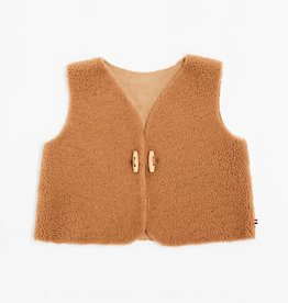 Toasties Kids Vest Camel
