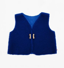 Toasties Kids Vest Blue