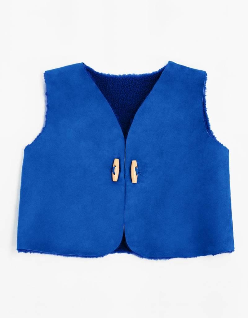 Toasties Toasties Kids Vest Blue