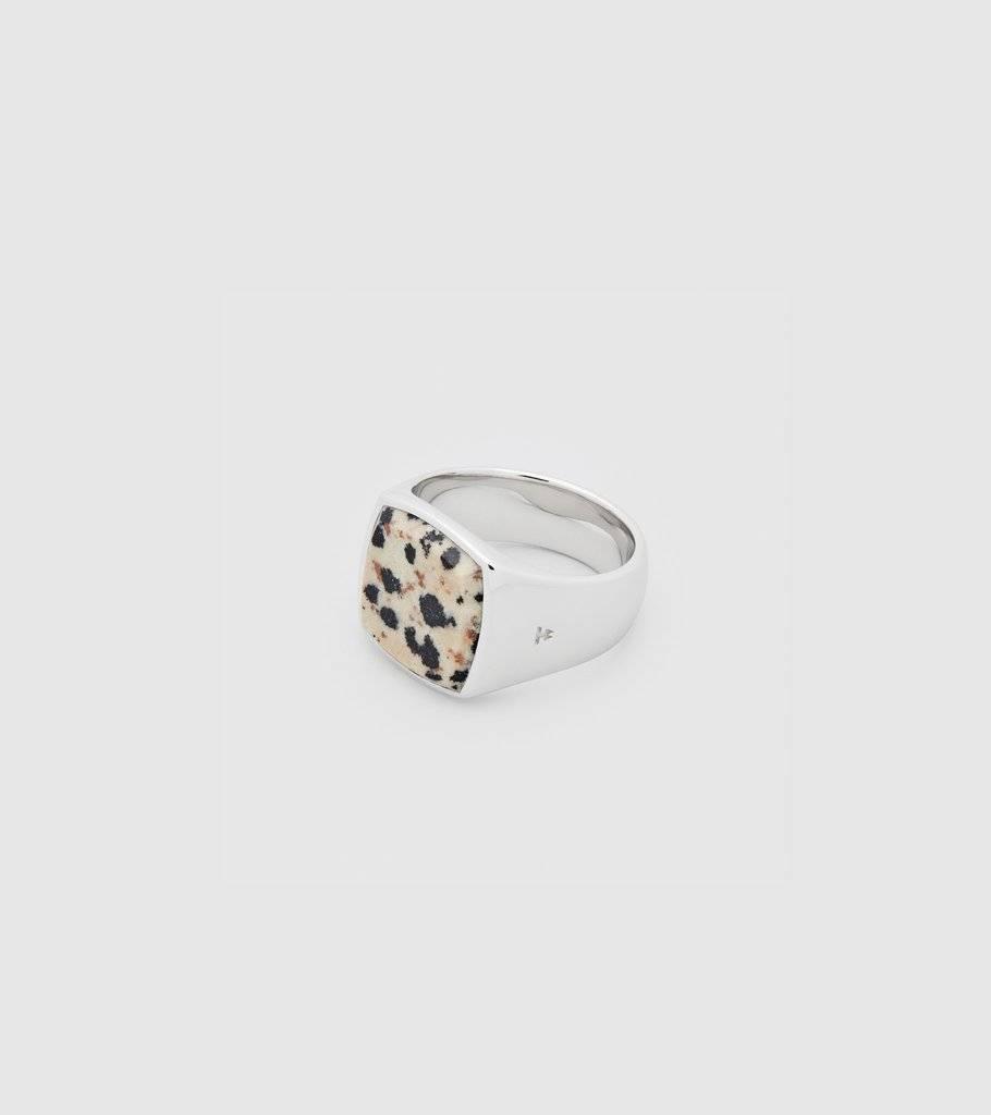Tom Wood Tom Wood Ring Cushion Leopard Men (RCLM)