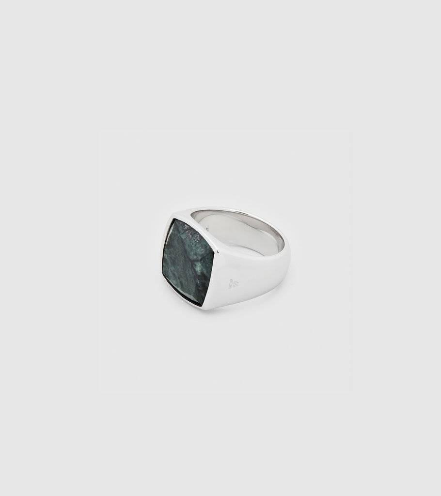Tom Wood Tom Wood Ring Cushion Green Marble (RCGM)