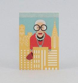Noodoll Pocket Sketchbook Fashion Nana