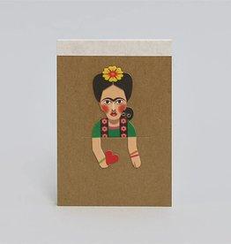 Noodoll Pocket Sketchbook Folk Artist