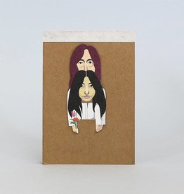 Noodoll Pocket Sketchbook Peacemakers