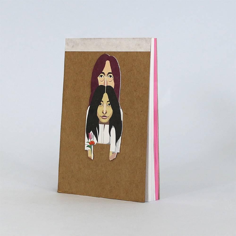 Noodoll Noodoll Pocket Sketchbook Peacemakers