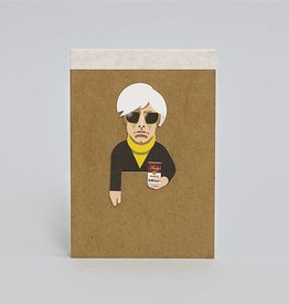 Noodoll Pocket Sketchbook Pop Artist