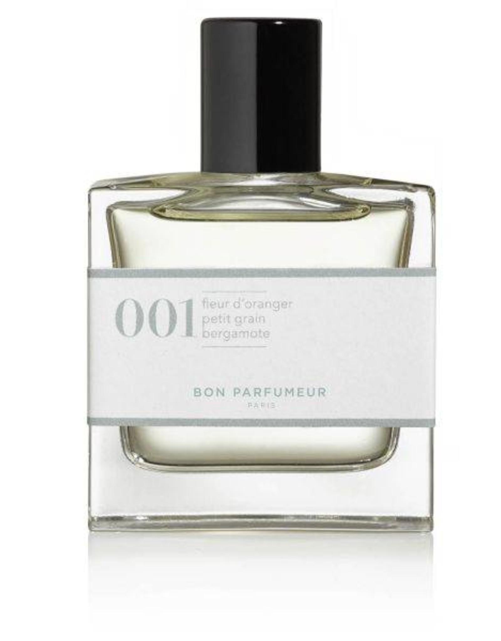Bon Parfumeur Bon Parfumeur 001 orange blossom, petitgrain, bergamot