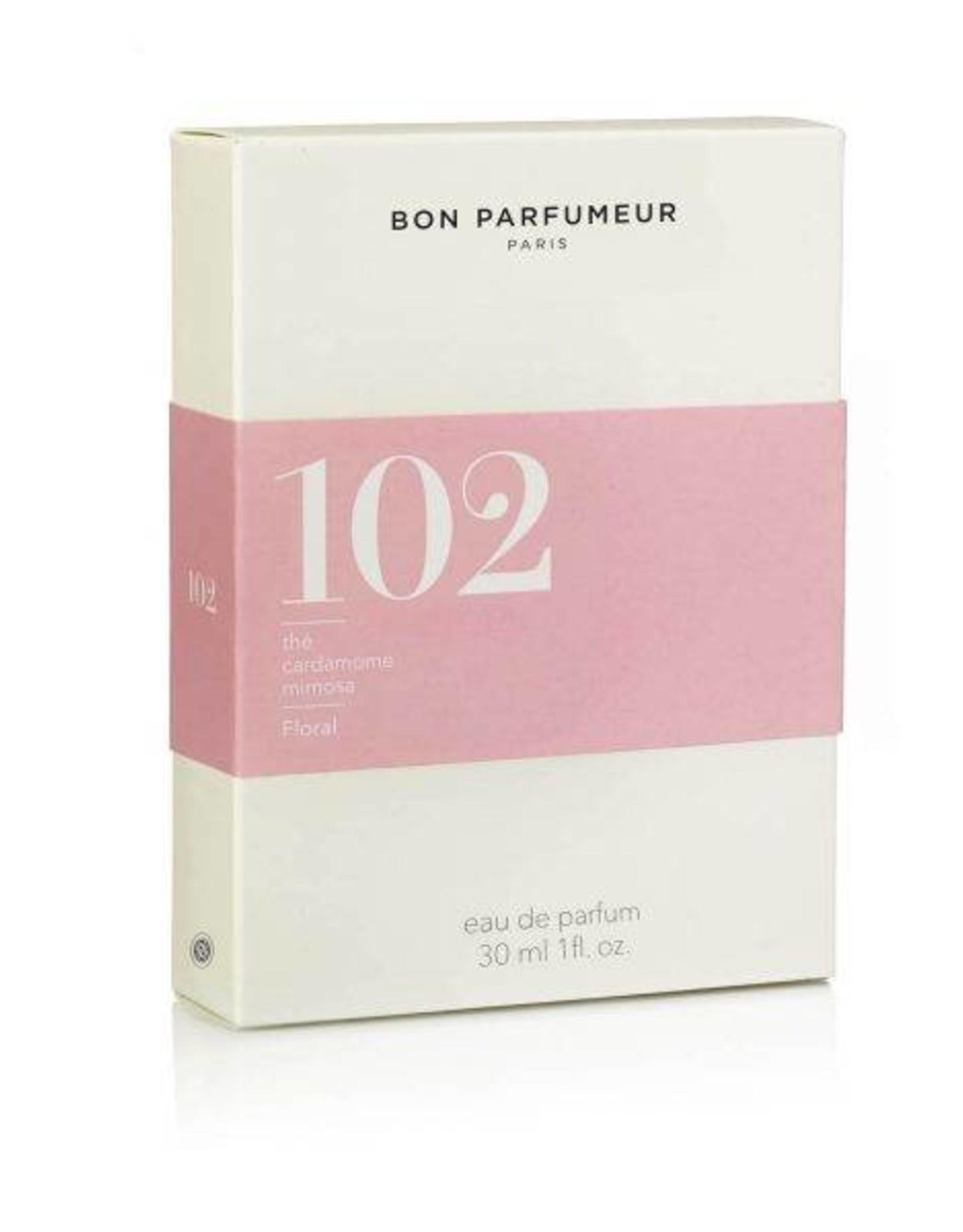 Bon Parfumeur Bon Parfumeur 102 tea, cardamom, mimosa