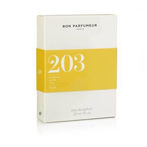 Bon Parfumeur Bon Parfumeur 203 raspberry, vanilla, blackberry