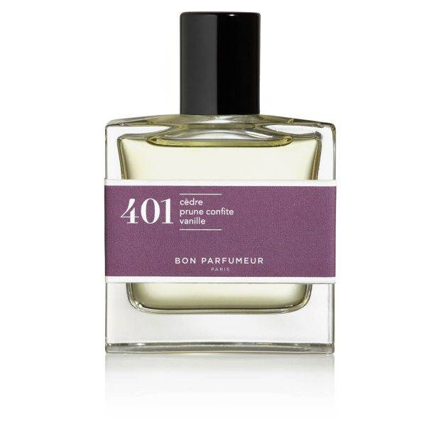 Bon Parfumeur Bon Parfumeur 401 cedar, candied plum, vanilla