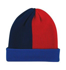 Verloop knits Polder hat cobalt navy