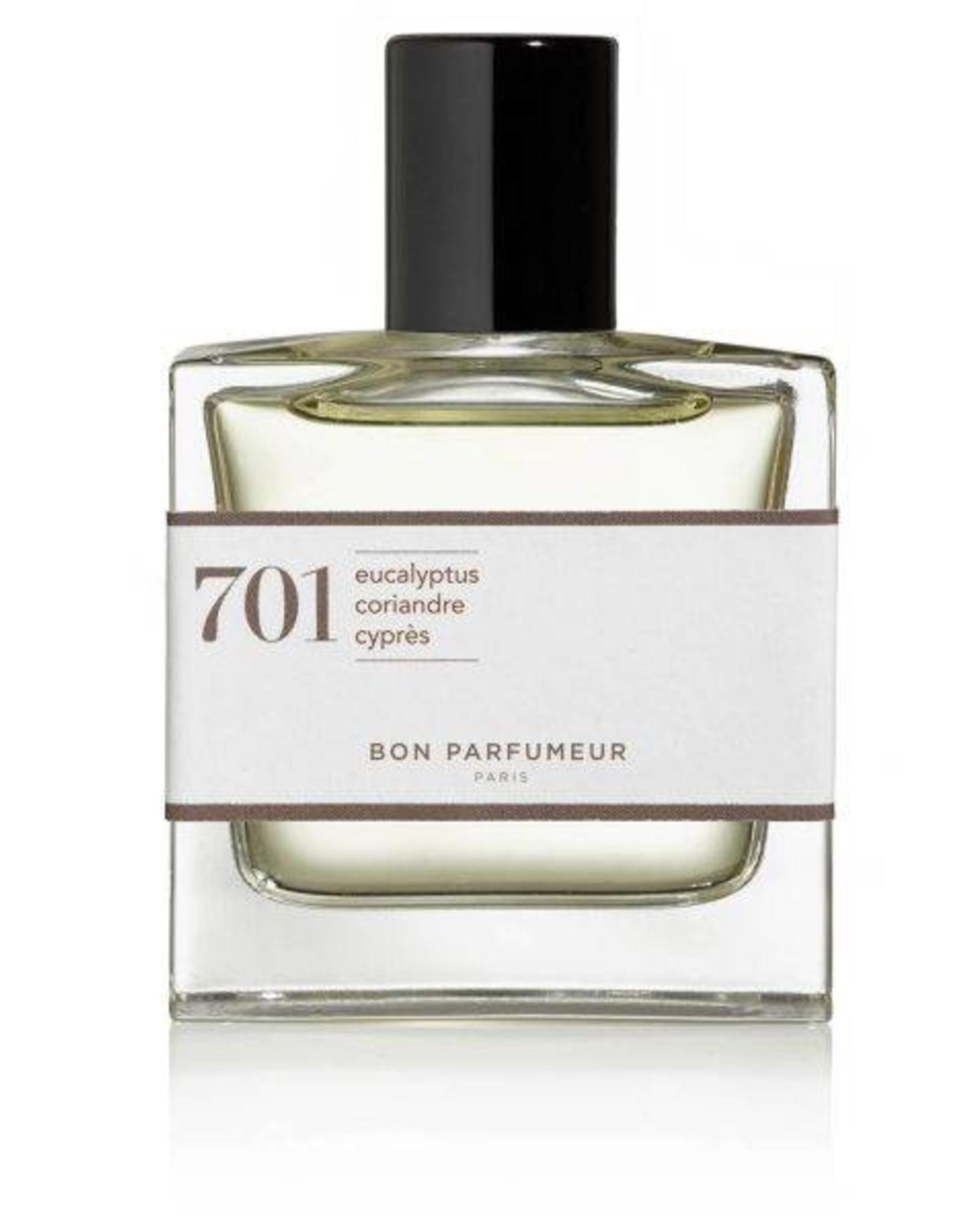 Bon Parfumeur Bon Parfumeur 701 eucalyptus, amber, white wood