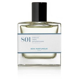 Bon Parfumeur Bon Parfumeur 801 sea spray, cedar, grapefruit