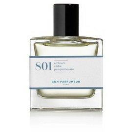 Bon Parfumeur Bon Parfumeur 801 sea spray, cedar, grapefruit