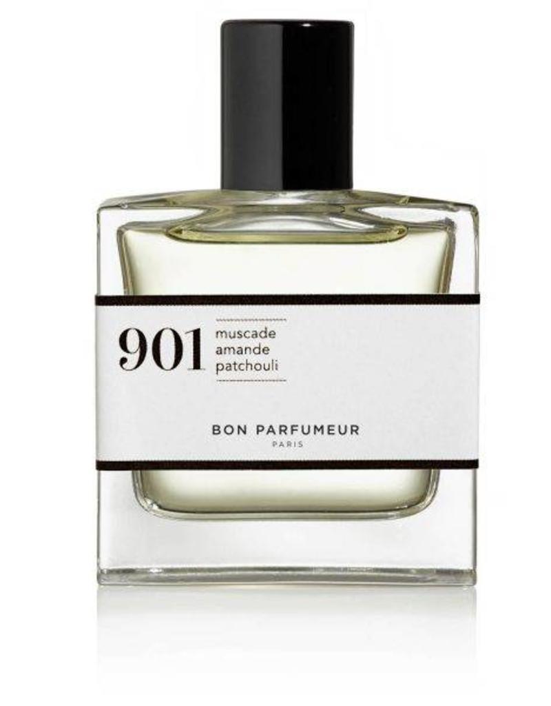 Bon Parfumeur Bon Parfumeur 901 nutmeg, almond, patchouli