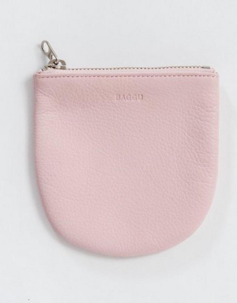 Baggu Small U Pouch Powder Pink