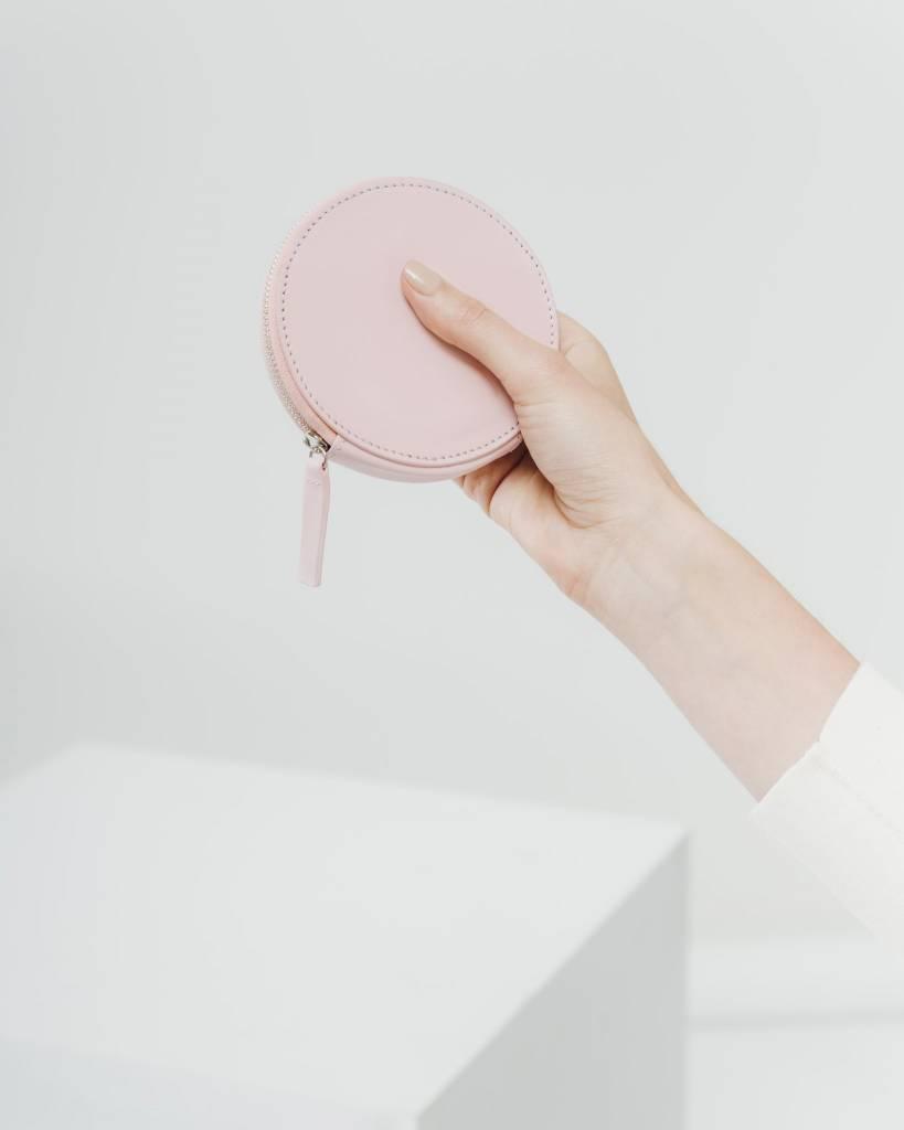 Baggu Circle Wallet Powder Pink