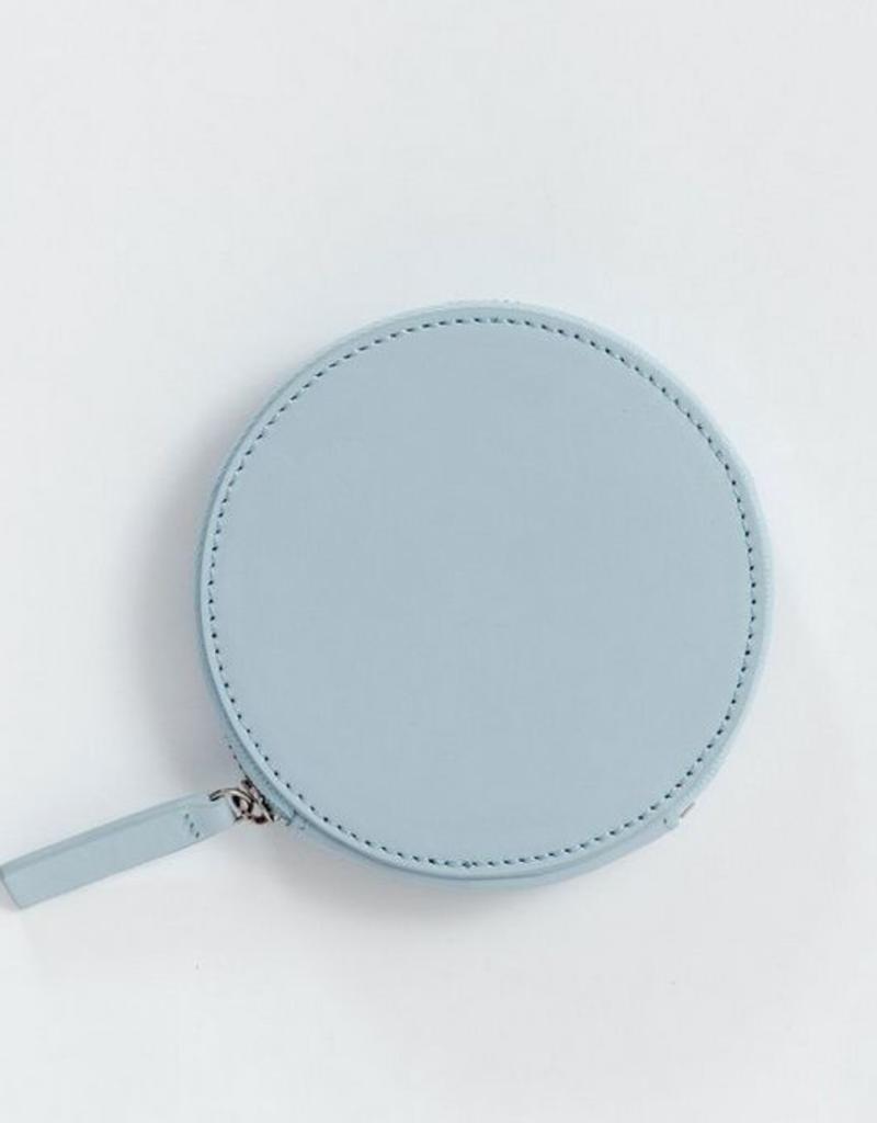 Baggu Circle Wallet Powder Blue