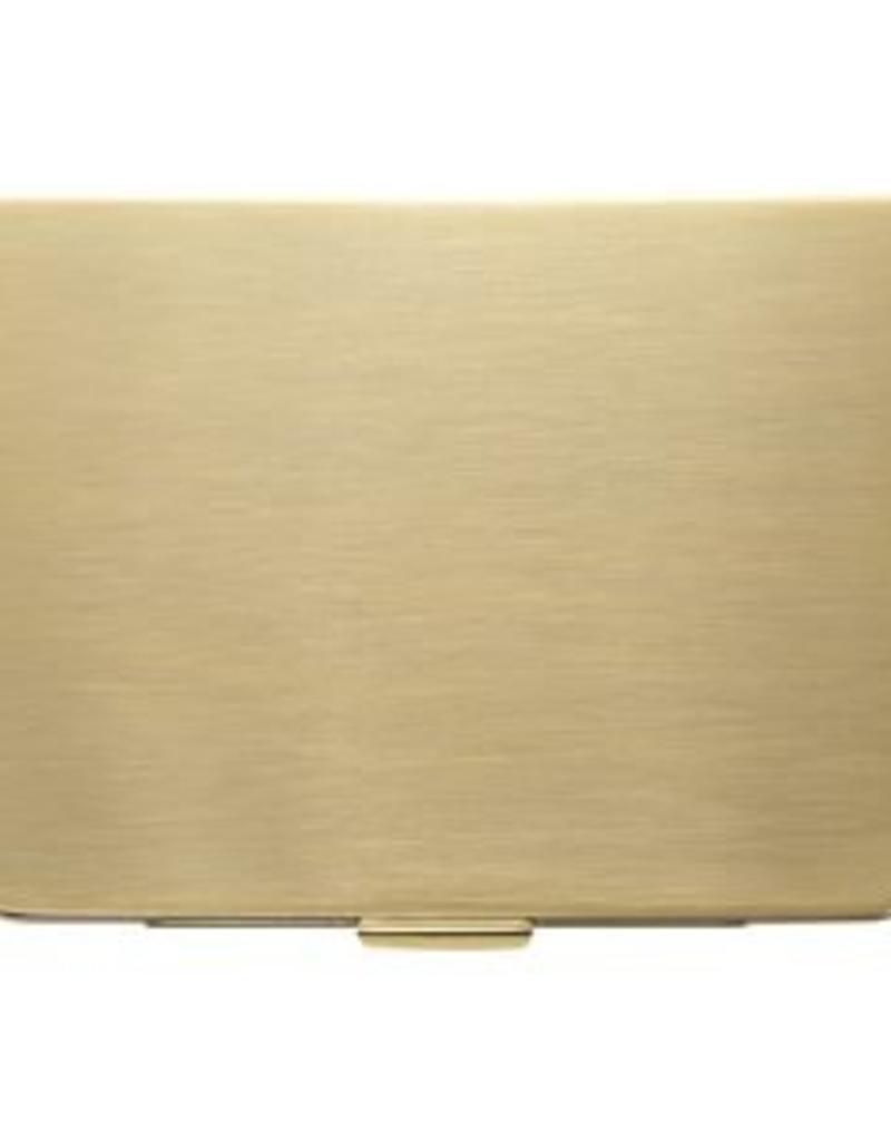 Tsubota Pearl Card Holder Gold