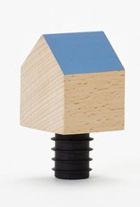 Areaware Bottle House Blue