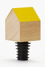 Areaware Bottle House Yellow