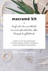 Kit company Macramé kit