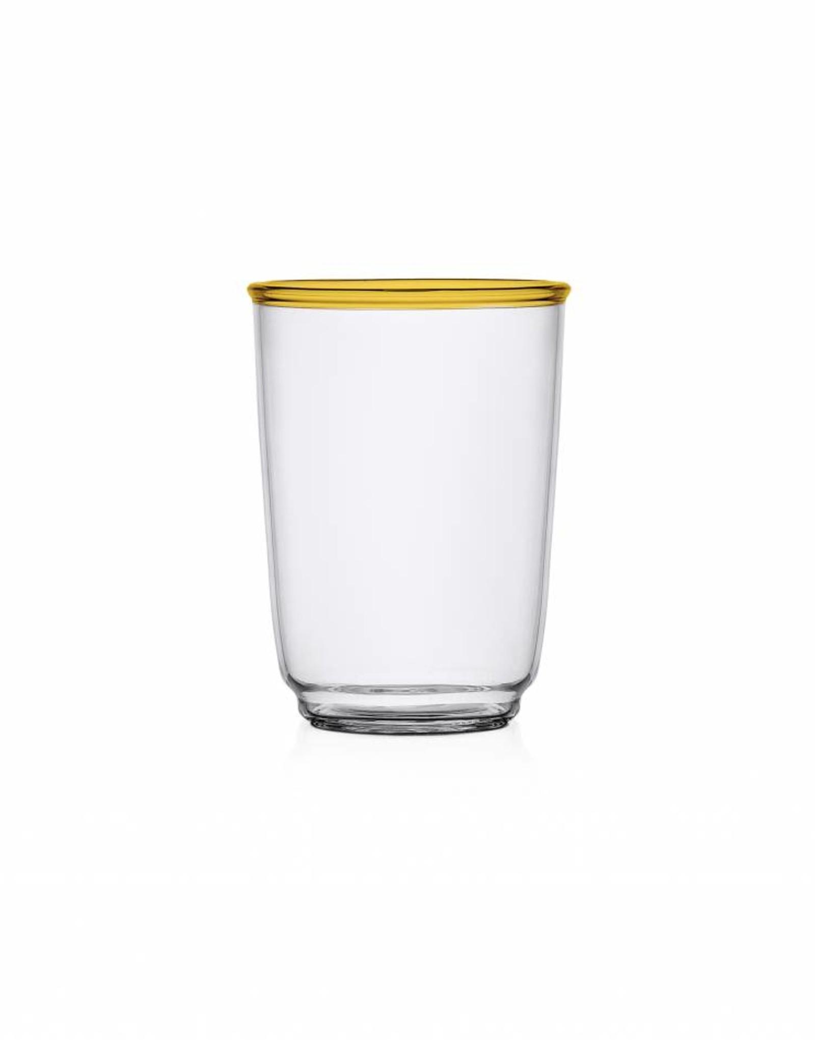 Ichendorf Sorsi Longdrink Glass Amber