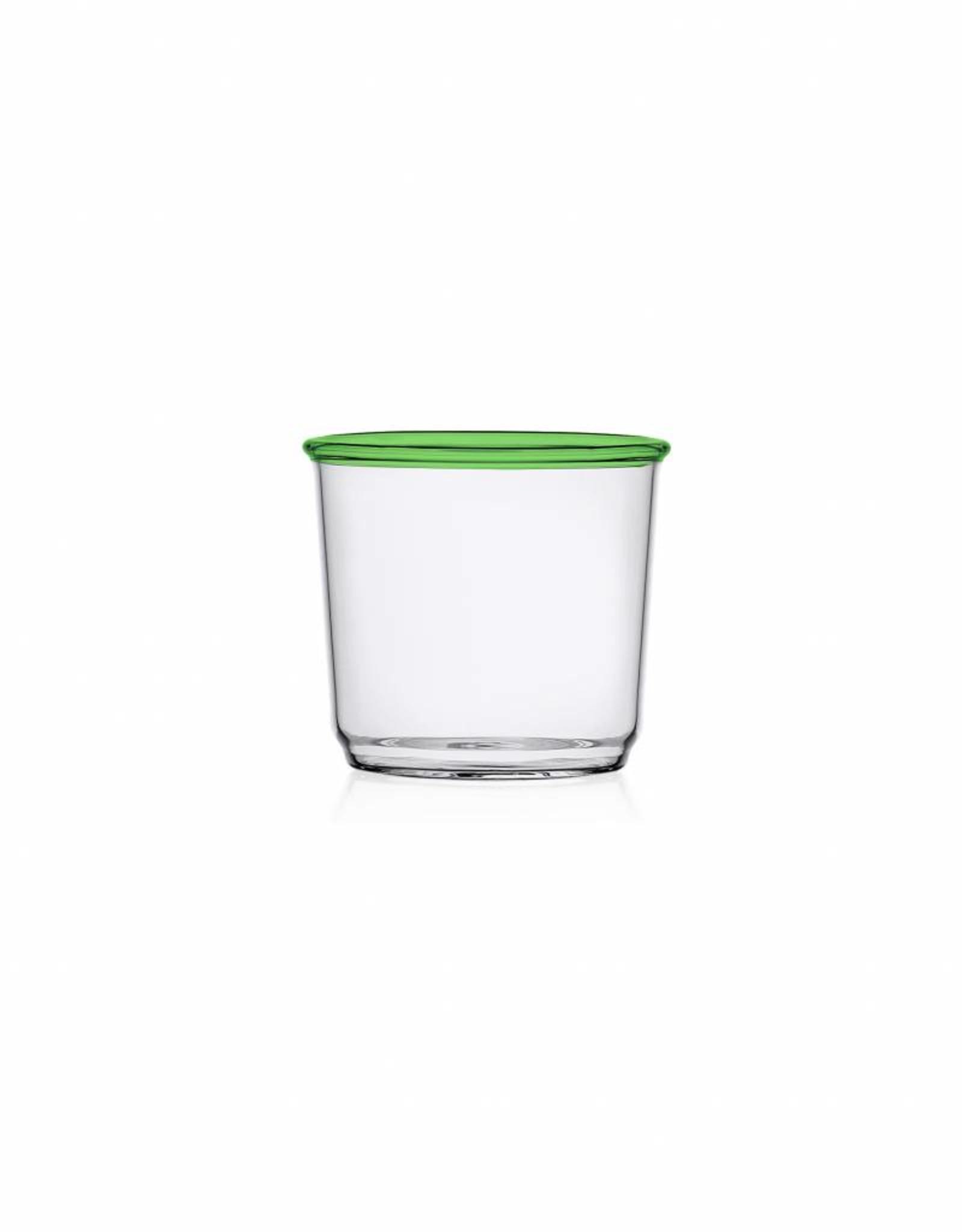 Ichendorf Sorsi Water Glass Green