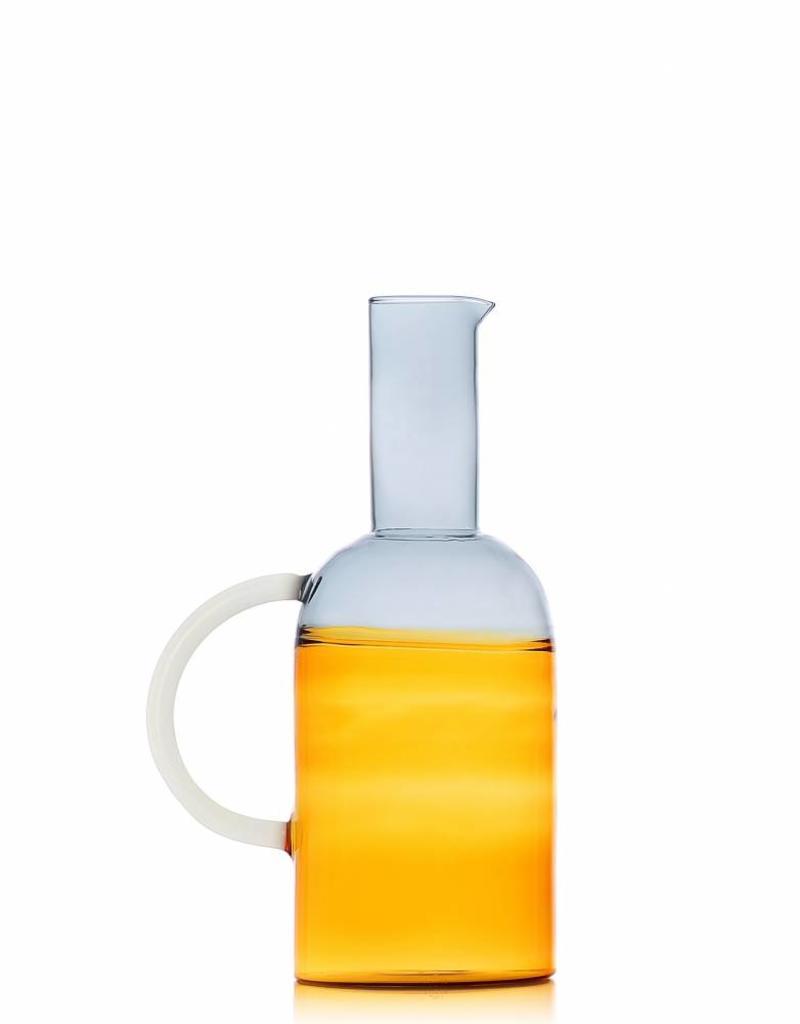 Ichendorf Tequila Sunrise Bottle Amber/Smoke