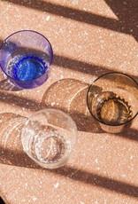 Areaware Kitchen glasses Cobalt