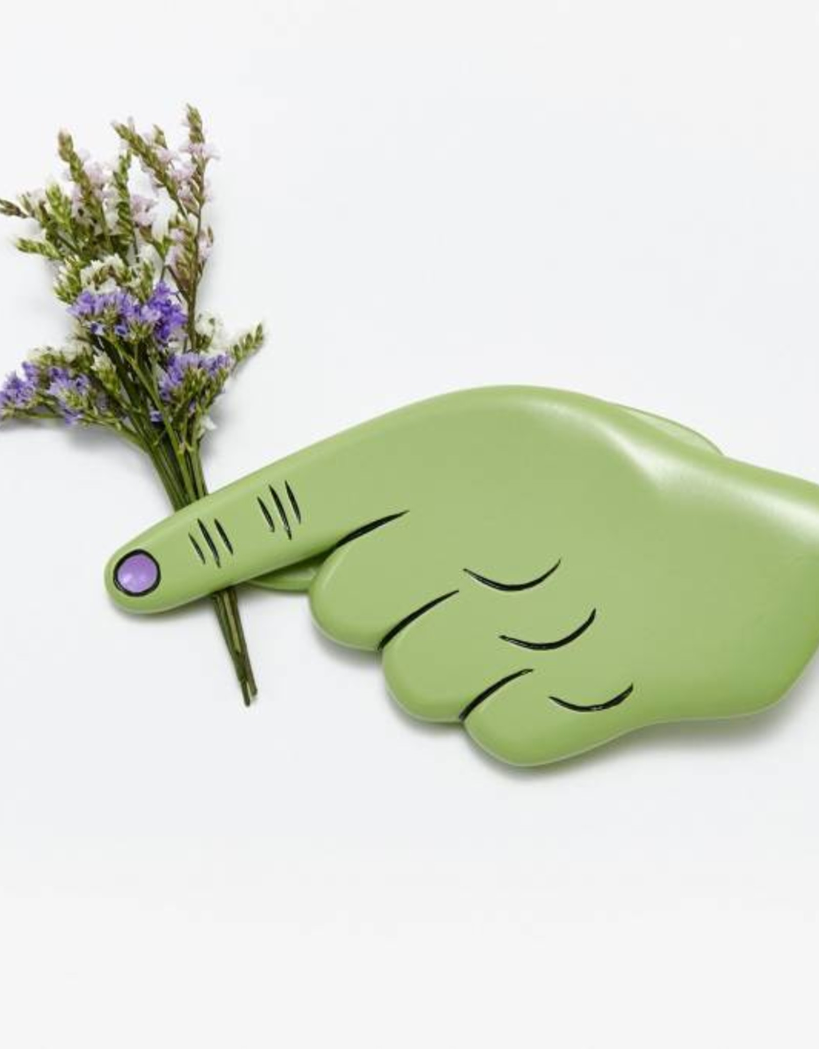 Areaware Pinch Clip Green