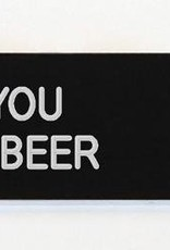 Various Keytags Wish You Were Beer