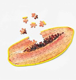 Areaware Puzzle papaya