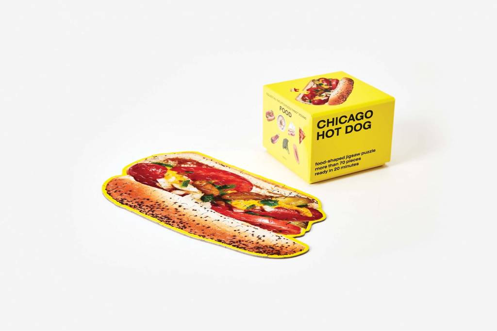 Areaware Puzzle Hot dog