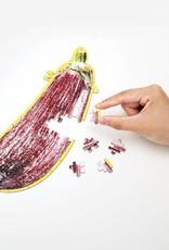 Areaware Puzzle Eggplant