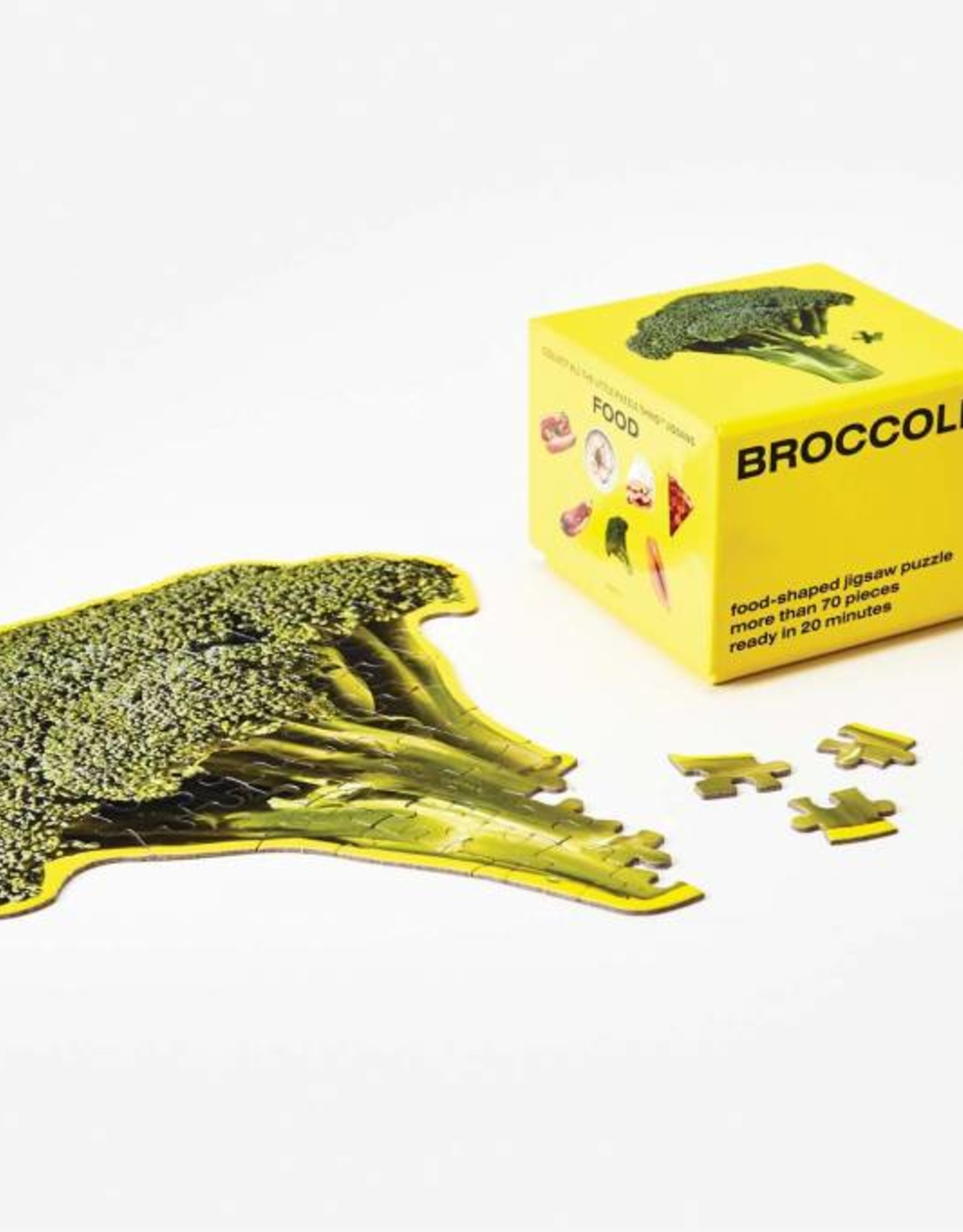 Areaware Puzzle Broccoli