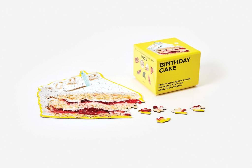 Areaware Puzzle BirthdayCake
