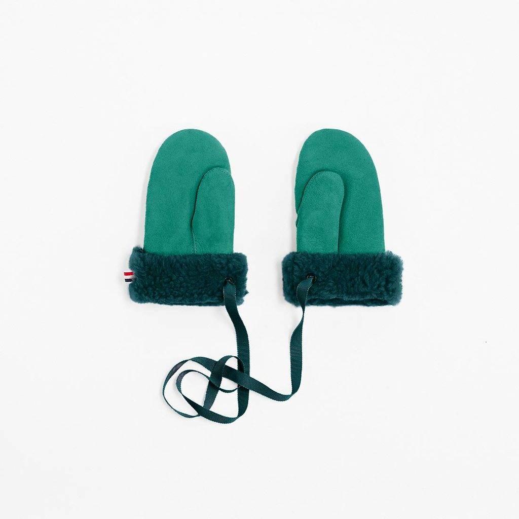 Toasties Kids mittens green Large