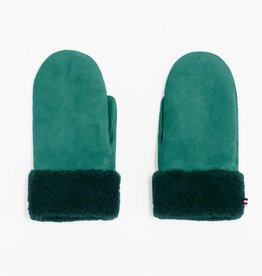 Toasties Mittens Green Small