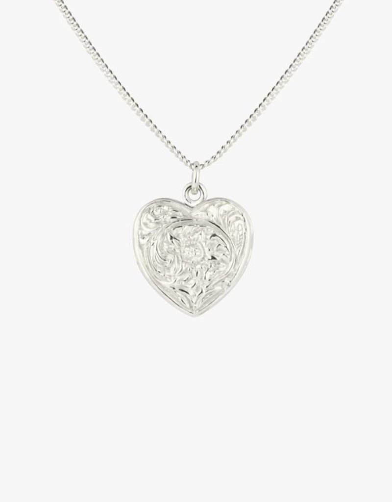 Wildthings Collectables Heart Locket silver