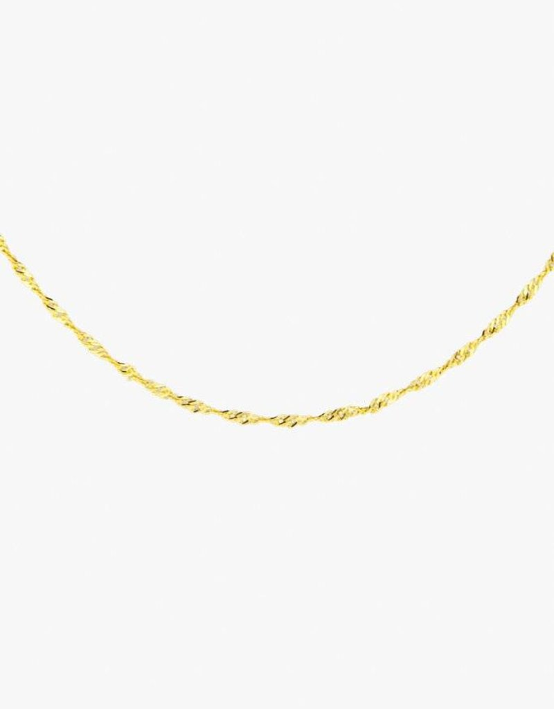 Wildthings Collectables Choker Gold