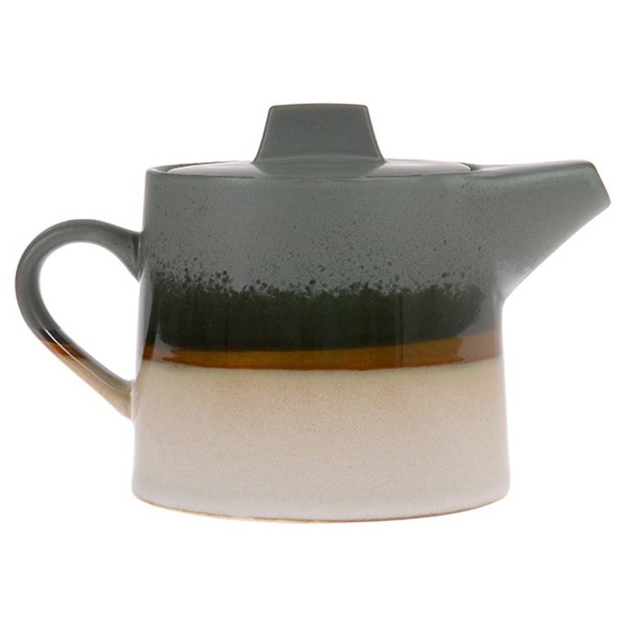 HK Living 70's Tea pot