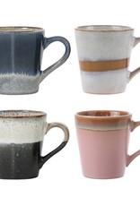 HK Living 70's Espresso Mugs (set of 4)