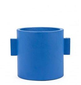 Serax Serax Flowerpot Blue Large