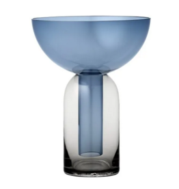 AYTM Torus vase Black/Green