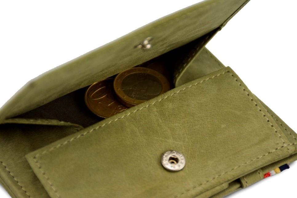 Wallet Olive