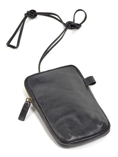 Bea Mombaers Bea Mombaers Phone Pocket black