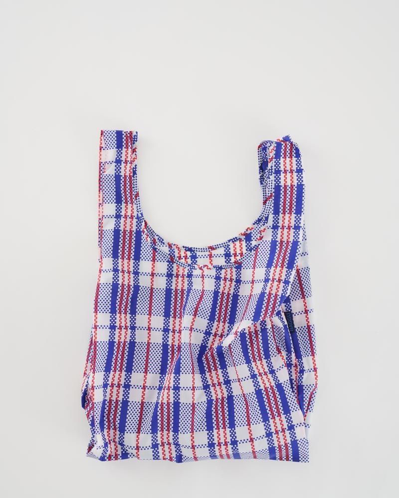 Baggu Standard Bag Market Blue