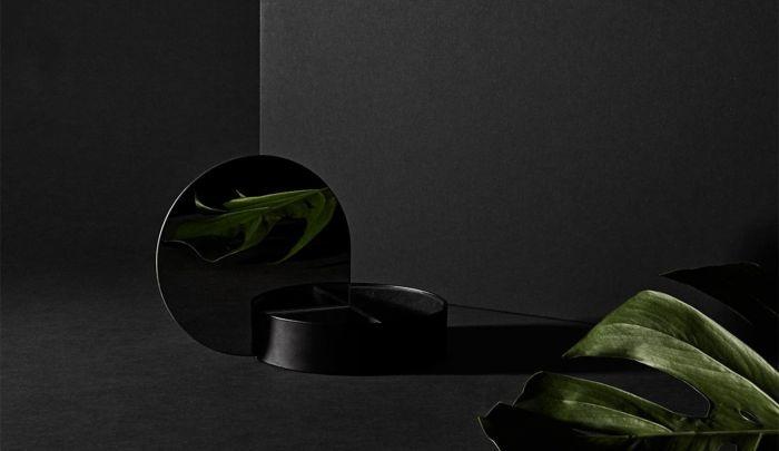 AYTM AYTM Gutta jewelry box Black